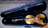 Violina, GIOVANNI PISTUCCI Napoli, letnik 1909, obnovljena