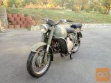 Moto Guzzi Nuovo Falcone Militare