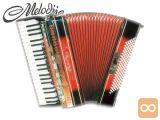 Klavirska Harmonika Pohorka 120 Bas Kabinska Musette