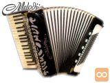 Klavirska Harmonika Julia 96 Bas Piccolo
