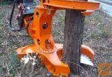 Hidravlični ščipalec za posek lesa Westtech