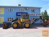 Kombinirka / rovokopač na kolesih Volvo BM 6300