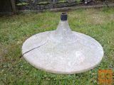 Stojalo za senčnik - marelo fiz = 28,8;fin = 26,4mm; t 15kg