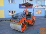 Valjar Hamm HD13VV (enojni, šir.130cm)