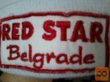 Crvena Zvezda,  red star - kapa