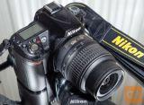 Nikon D90 + NIKKOR 18-55VR f3,5-5,6G