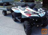 Access Motor 650 i LT EURO 4 - KREDIT