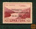 NATIONALER 10L - Nemska okupacija Crne Gore