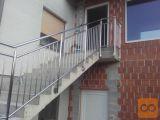 inox ograje stopnišča vetrolovi