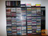 CD-ji z raznovrstno glasbo od 60. let dalje