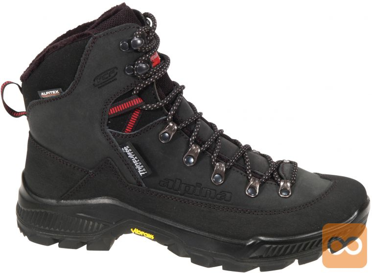 Helios Hiking Boot - 691V1 -Brown - 9