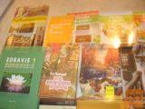 prodam 3 škatle knjig, romanov