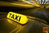 Taxi voznik