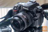 Nikon D90 (8.269 proženj) + Nikon AF NIKKOR 35-70mm f3,3-4,5