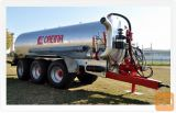 CREINA CVC 20000 TRI, vakuum tridem cisterna za gnojnico