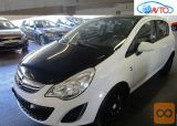 Opel Corsa black white 1.4 16v 1.LASTNIK. SLO POREKLO