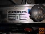 Naprodaj cafe aparat Gaggia- letnik 1968,( veteran)