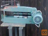 Stroj za napenjanje tračnih žag in gater listov Bratstvo