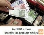 posojilo od 1500 evrov do 1.000.000 evrov  v 48h