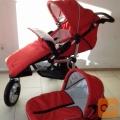 Voziček Baby Boom, malo rabljen & odlično ohranjen