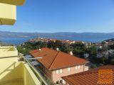 Vrbnik- apartman sa prekrasnim pogledom na more! (s1784)