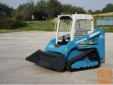 Mini nakladalec MESSERSI CTL-40E (Skid Steer)