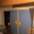 Otroška soba - komplet (omara, predalnik, omarica, postelja)