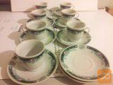 12-delni servis za kavo iz porcelana