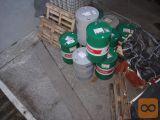 Prodam prazne sode za olje(od novega olja)