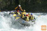 Soča rafting darilni boni