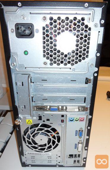 računalnik HP Pro 3300 (i3, 4GB RAMa, GTX 650) - salomon si