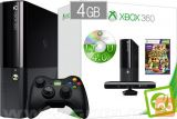 Xbox 360 Slim 4GB Kinect + iXtreme v4.0 + Xbox Live slušalke