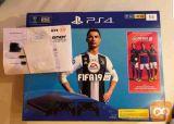 Sony PlayStation 4 Slim-1TB Fifa 19 + 2xController