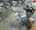 Motokultivator  CASORZI 514 - rabljen