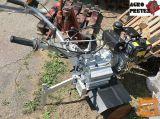 Motokultivator  CASORZO 514 - rabljen