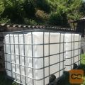 ugodno prodam PVC cisterne za pitno vodo 1000l