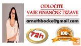 kontaktirajte nas za vse vaše finančne potrebe