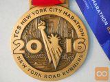 Finišer medalja NY