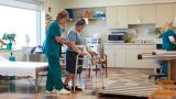 Delovna terapija, pomoč na domu