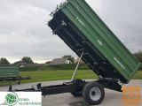 Traktorska prikolica, enoosna, Brantner E 8041 - 8t