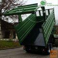 Traktorska prikolica, kiper, Brantner TA 18045/2 XXL