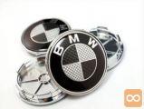 Pokrovčki za platišča BMW premer 68mm