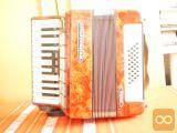 Prodam klavirsko 32 basno harmoniko