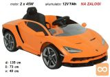 Otroški avto na akumulator Lamborghini Centenario, Bluetooth