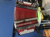 Diatonična harmonika Pustotnik