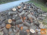 Žagana drva mešana drva