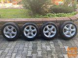 Audi A4 Platišča in zimske gume 16'' luknje 5x112, 4x