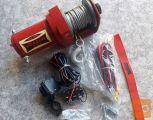 Električni vitel DRAGON WINCH DWM 2000 ST