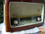 Vintage  Radio »TRIGLAV 62«
